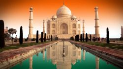 Taj Mahal | Honeymoons in India